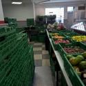 Die Gemüseecke