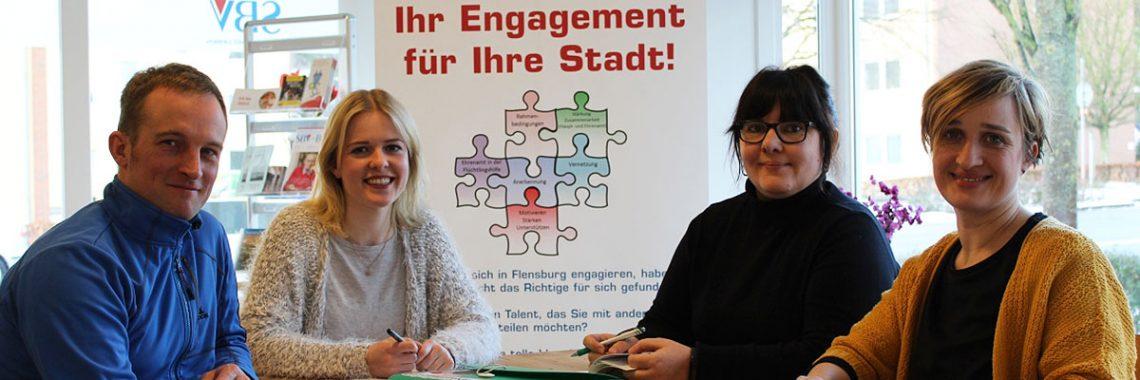 Team der Engagierten Stadt Flensburg