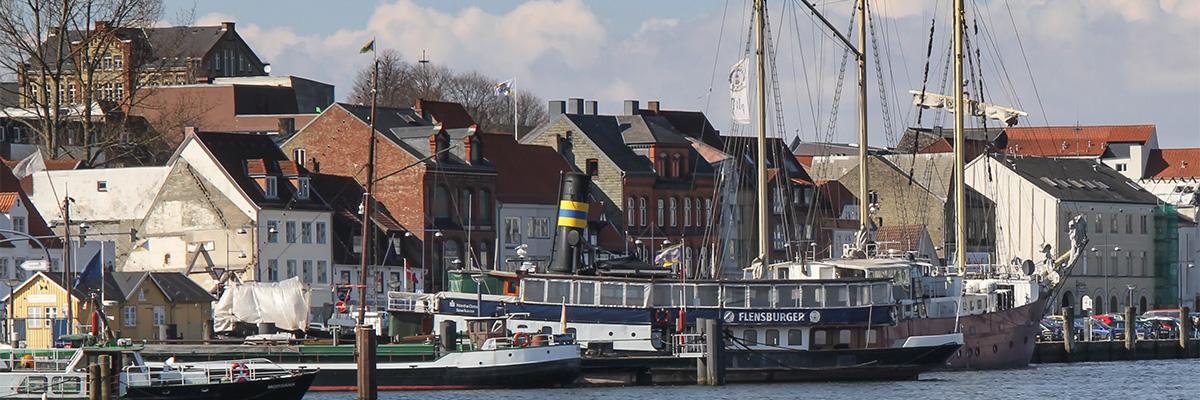 Impressionen Stadt Flensburg